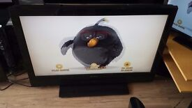 """42"""" 1080p Full HD Freeview LCD TV £110"""
