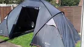 2 bed rooms tent and equipment