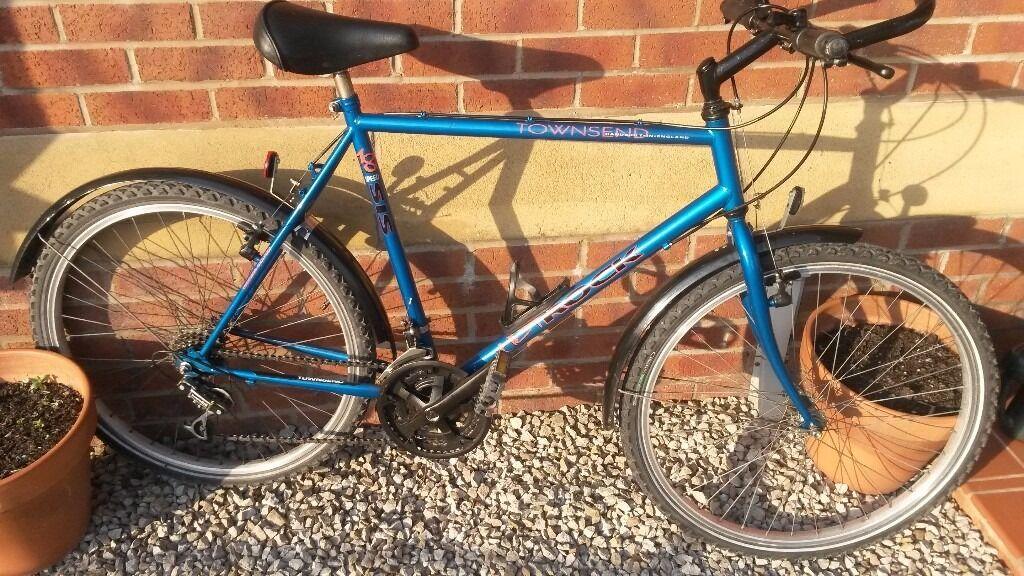 Mens Townsend Hotrock Mountain bike 24 years old 18 gears Medium ...