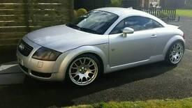 Audi TT Quattro 2001