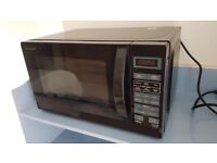 Sharp R662KM Microwave and Grill (Black)