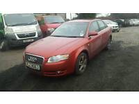 ♻♻Audi a4 2.0tdi 2007 BREAKING all parts available
