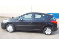 PEUGEOT 207 1.6 HDI SW S 5d 90 BHP Diesel, Excellent Conition 1 previous owner