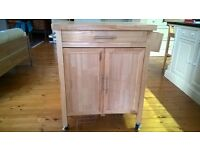 BUTCHERS BLOCK KITCHEN ISLAND KITCHEN TROLLEY CHOPPING BLOCK KITCHEN UNIT FREE STANDING EXTRAS