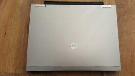 HP Elitebook 2540p Intel i7 Laptop. 6gb Ram. 250gb Hd Drv. 12.5inch screen