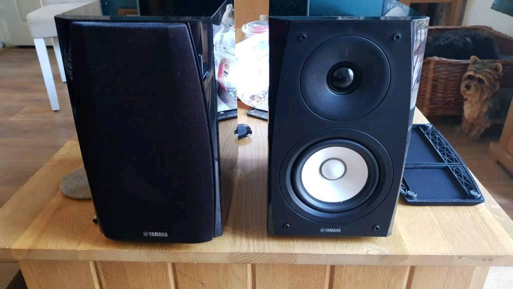 Yamaha NS BP182 Bookshelf Speakers