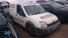 2000 FORD TRANSIT CONNECT L200,1.9 TURBO DIESEL,BREAKING FOR PARTS ONLY,POSTAGE AVAILABLE NATIONWIDE
