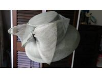 Fab large brimmed statement hat