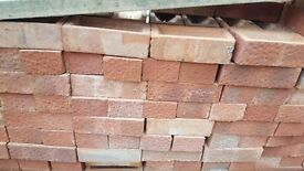 rustic bricks