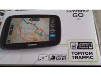 Tomtom Go 50 only used twice