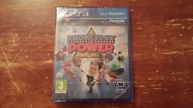 Knowledge is Power PS4 Brand NEW Sealed UK-PAL