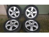 Mercedes C220 executive pack 17 inch alloy wheels A2054010400