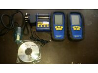 Anton gas analysers (faulty)