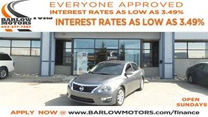 2014 Nissan Altima 2.5 (APPLY NOW DRIVE NOW)