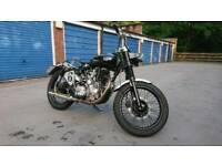Royal Enfield 500cc Electra Custom