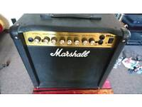 Marshall amplifier MG15DFX