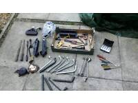 Carboot job lot tools over 50 items