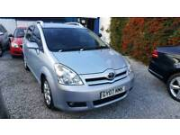 2007 TOYOTA COROLLA VERSO 2.2 D-4D T.SPRIT 7 SEATER MPV 6SPEEDS GOOD CONDITION