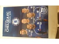 New official chelsea fc 2016 annual