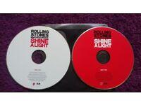 2 rolling stones cds
