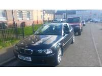 Bmw 320ci sell or swap