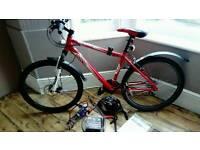 Hyper Detonate Mountain Bike