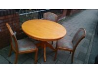 dining table chairs (3)