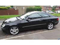 Mercedes-Benz CLK 2.1 CLK220 CDI Avantgarde