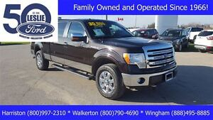 2013 Ford F-150 Lariat 4X4 | One Owner | Tow Pkg