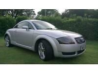 Audi tt Quattro 12 months MOT