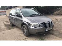 2006 grand voyager 7 seater spares or repairs