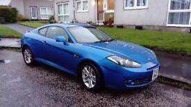 Fantastic condition Hyundai Coupe S111 for sale. Nearest offer considered