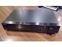 Sony ST-S311 Tuner RDS EON Hi-Fi Separate radio - Collection Only.