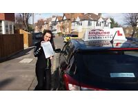 Quality Driving Lessons in North London £19.99