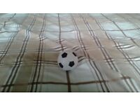 Rubber mini football