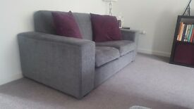 2 x two seater sofas 6 months old, very good condition GONE PENDING COLLECTION