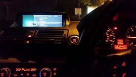 BMW 116D SPORT 2009 private plate FSH SAT NAV I DRIVE £30 Road tax a year