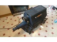 Vintage Ross BE Model 2 Epidiascope Magic Lantern Slide Projector & Stand