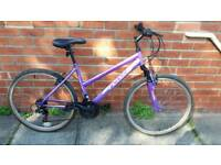 Ladies Flite Active 17 inch frame 26 inch Wheels Good Working Condition ready to ride