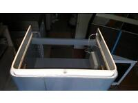 Bathstore Waterfall Basin Unit. Can deliver