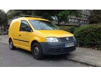 VOLKSWAGEN CADDY 2.0 SDI PD SUPERB CONDITION GOOD SERVICE .BULLET PROOF