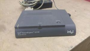 INTEL 723302-010 NETPORTEXPRESS 10/100 PRINT SERVER