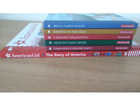 American Girl Books, The History of America and 5 Short Stories