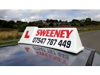 Driving Lessons with a DVSA Approved Driving Instructor