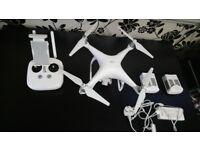 Phantom 4 Drone with extras