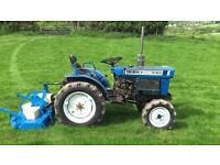 Wanted compact tractor
