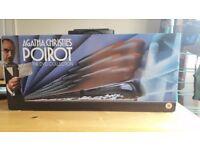 31 disc Poirot (David Suchet) DVD box set, excellent condition