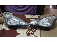 HONDA JAZZ 2010-2016 HEADLIGHTS DRIVER SIDE & PASSENGER SIDE