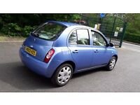 Nissan micra automatic, low mileage , full service history