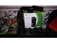 Xbox 360 and kinetic plus 23 games
